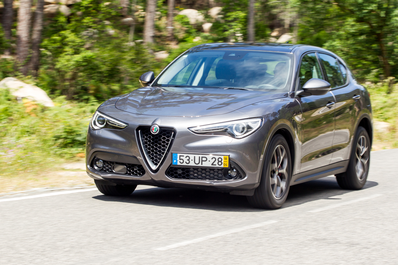 Alfa Romeo Stelvio Vs Bmw X3 Auto Drive