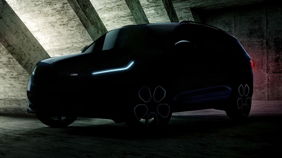 O Kodiaq RS terá um motor Diesel