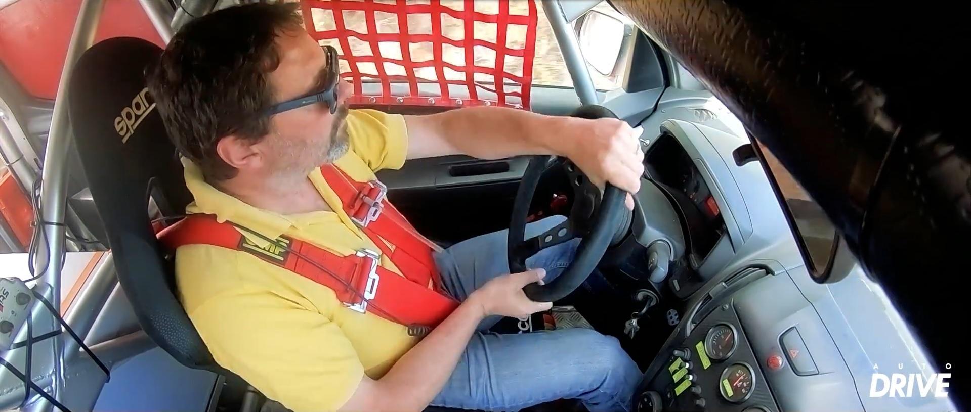 autoDRIVE a bordo da Isuzu D-Max T2 da Prolama