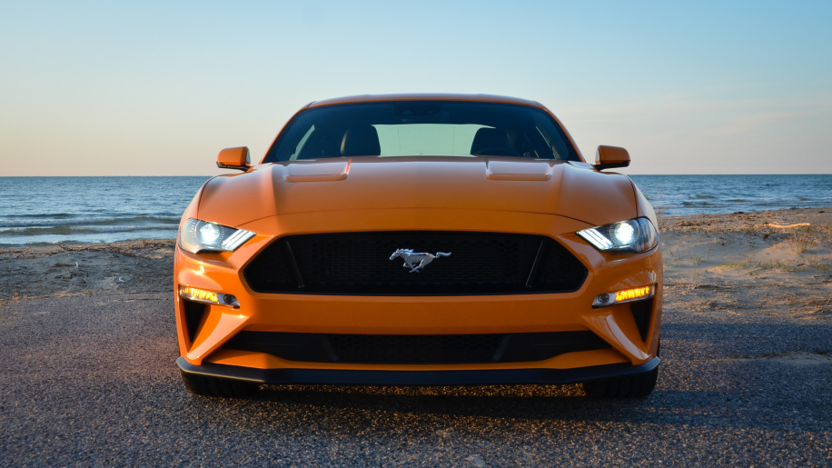 Atual geração do Ford Mustang