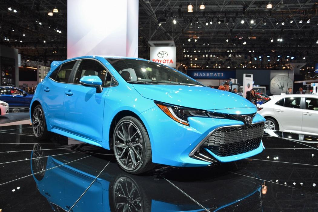 Toyota Corolla de 2019