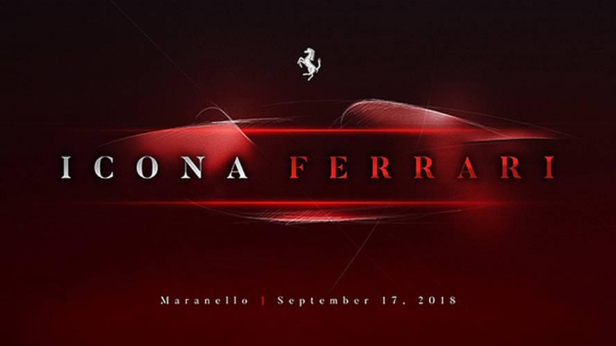 Teaser do 812 Monza