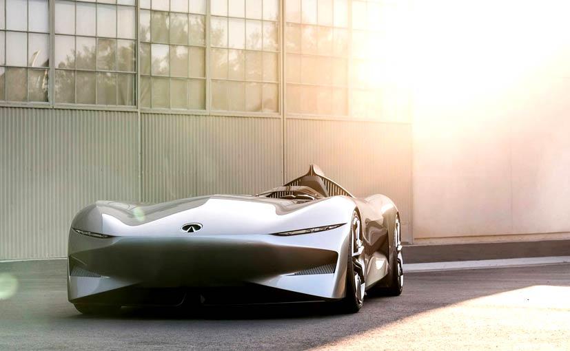Infiniti Prototype 10 estreou em Pebble Beach
