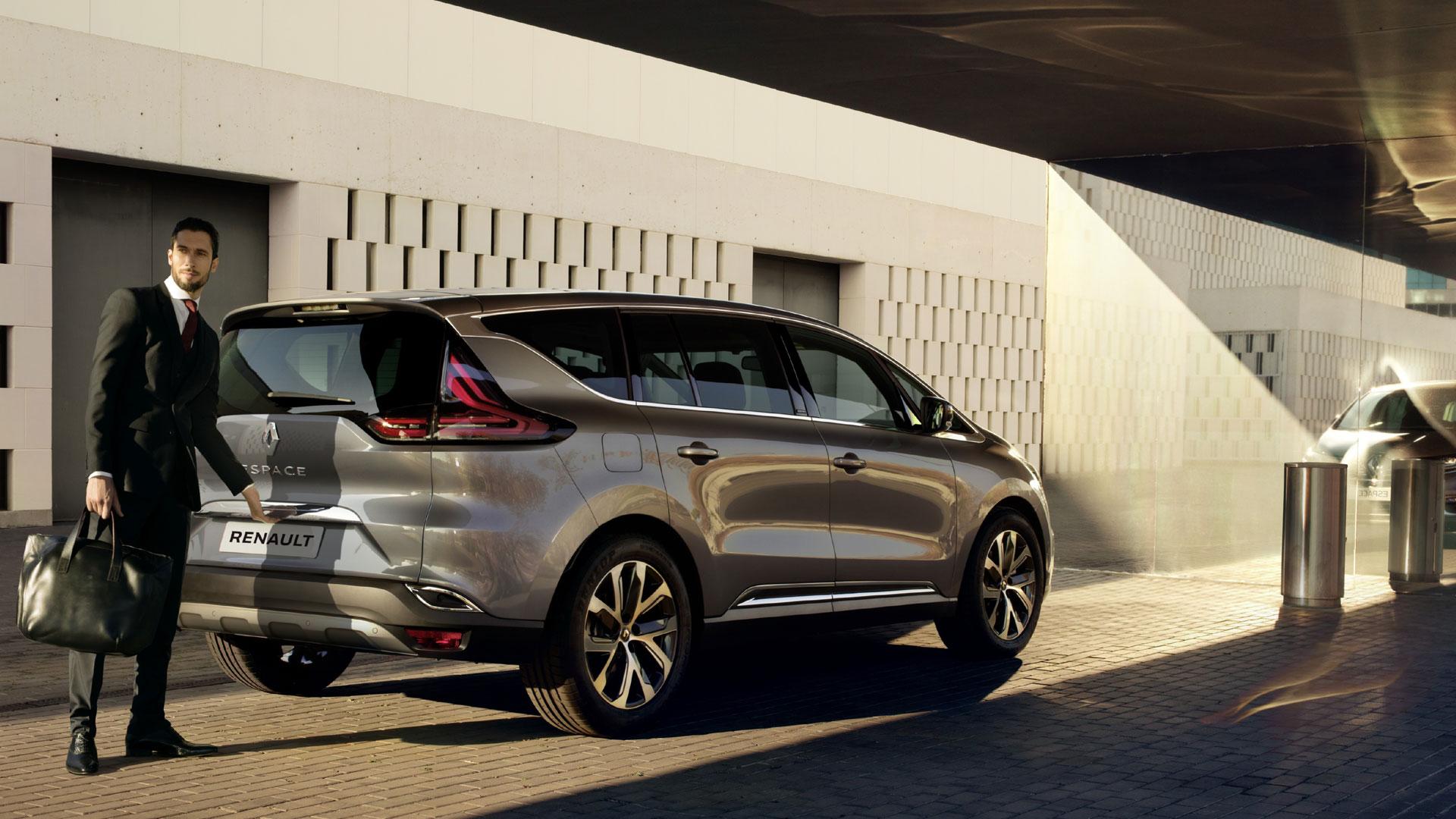 Ciclo de vida da Renault Espace deverá chegar ao fim na quarta geração