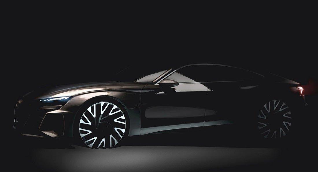 Audi e-tron GT representará um salto significativo nos tempos da carga