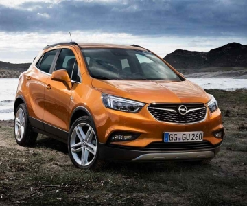 Opel Mokka será um dos modelos que passará a pagar Classe 1