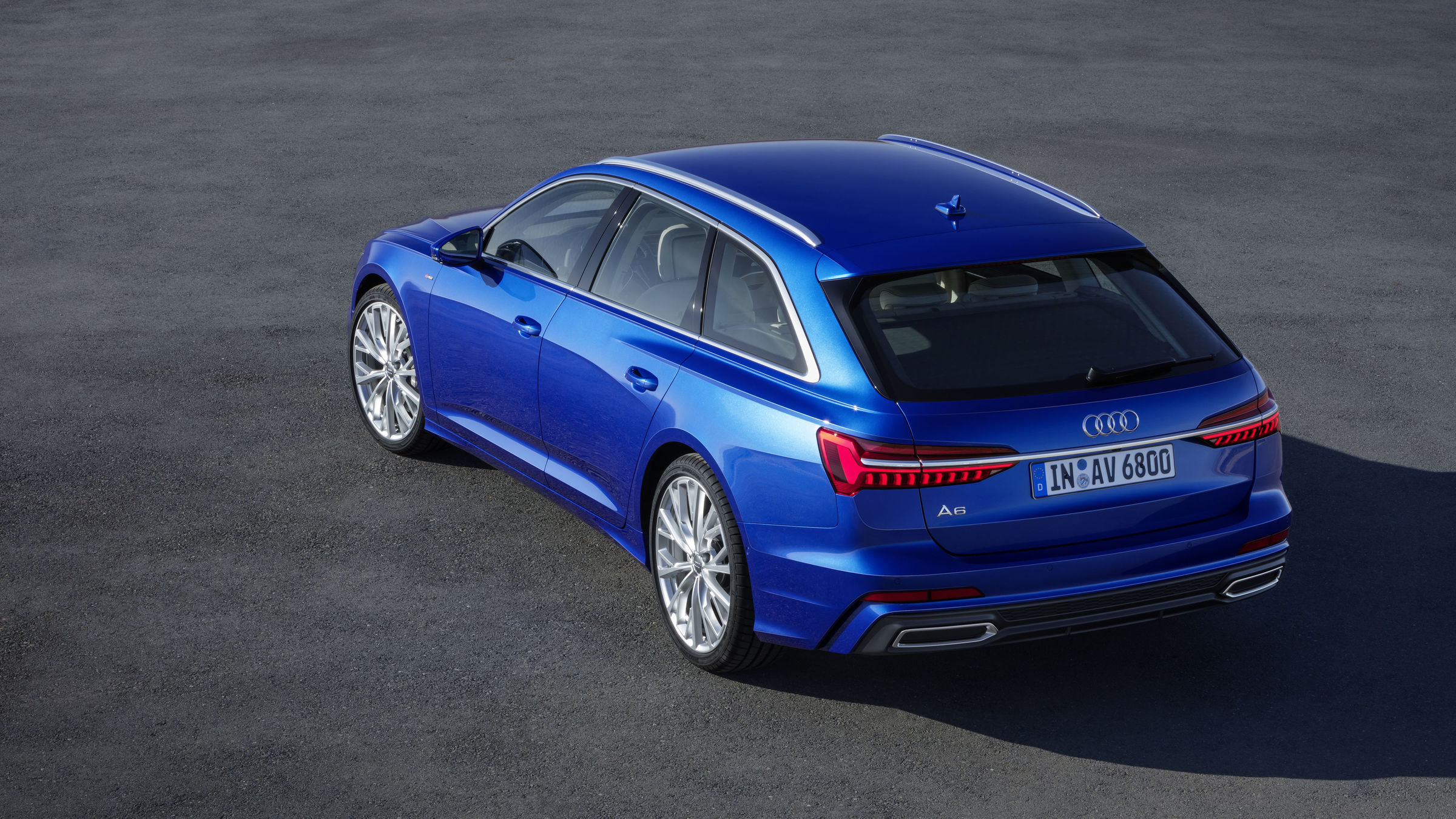 Nova Audi A6 Avant