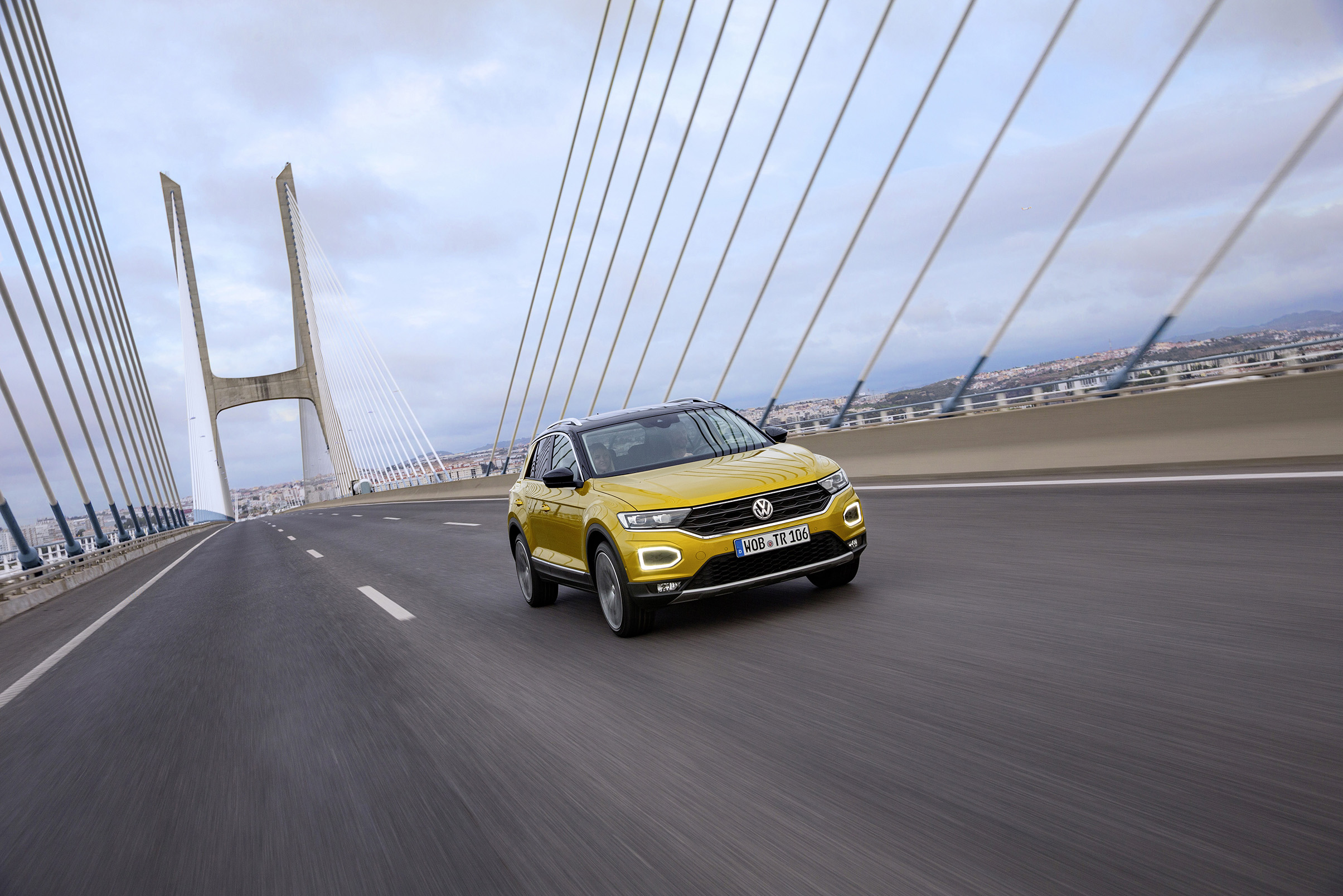 VW T-Roc agora com 1.6 TDI