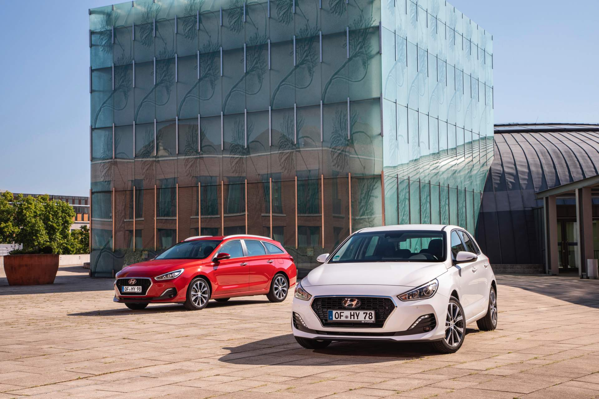 Hyundai i30 hatchback e SW 2019