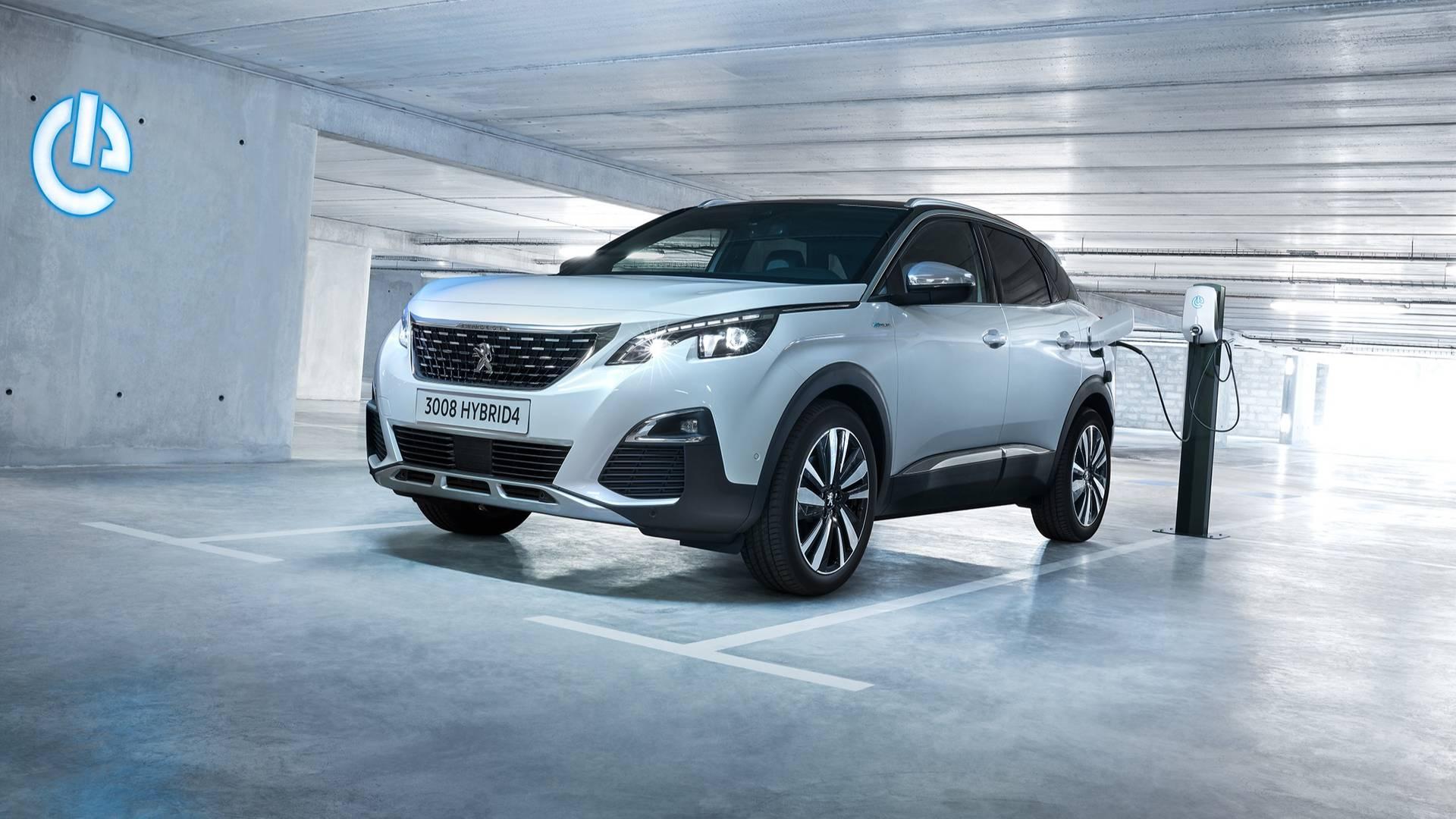 Peugeot estreia versão PHEV do 3008 e 508