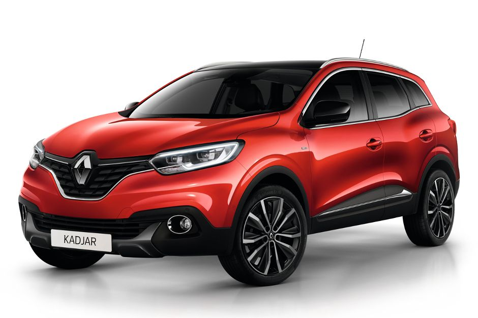 Facelift do Renault Kadjar