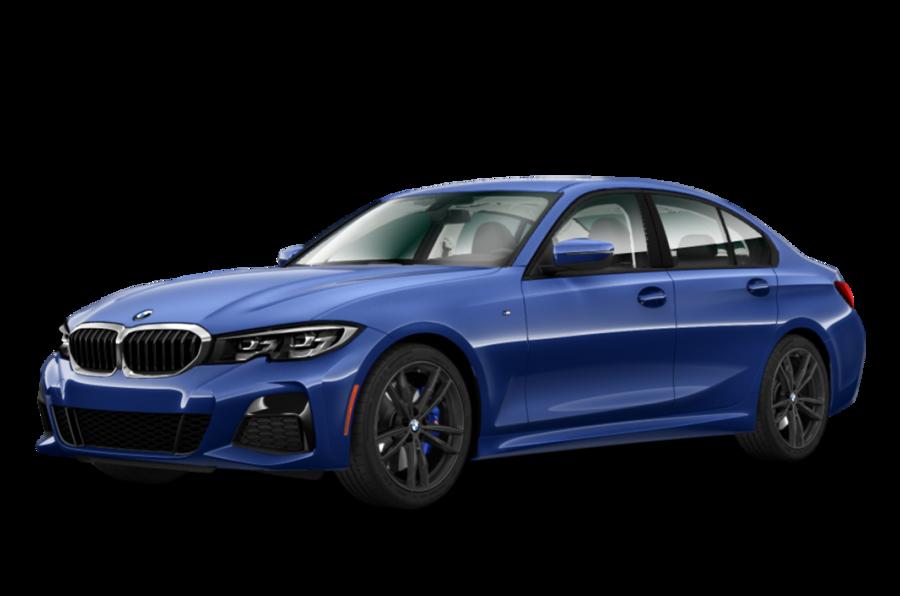 Novo BMW Série 3 mostrado antes do tempo