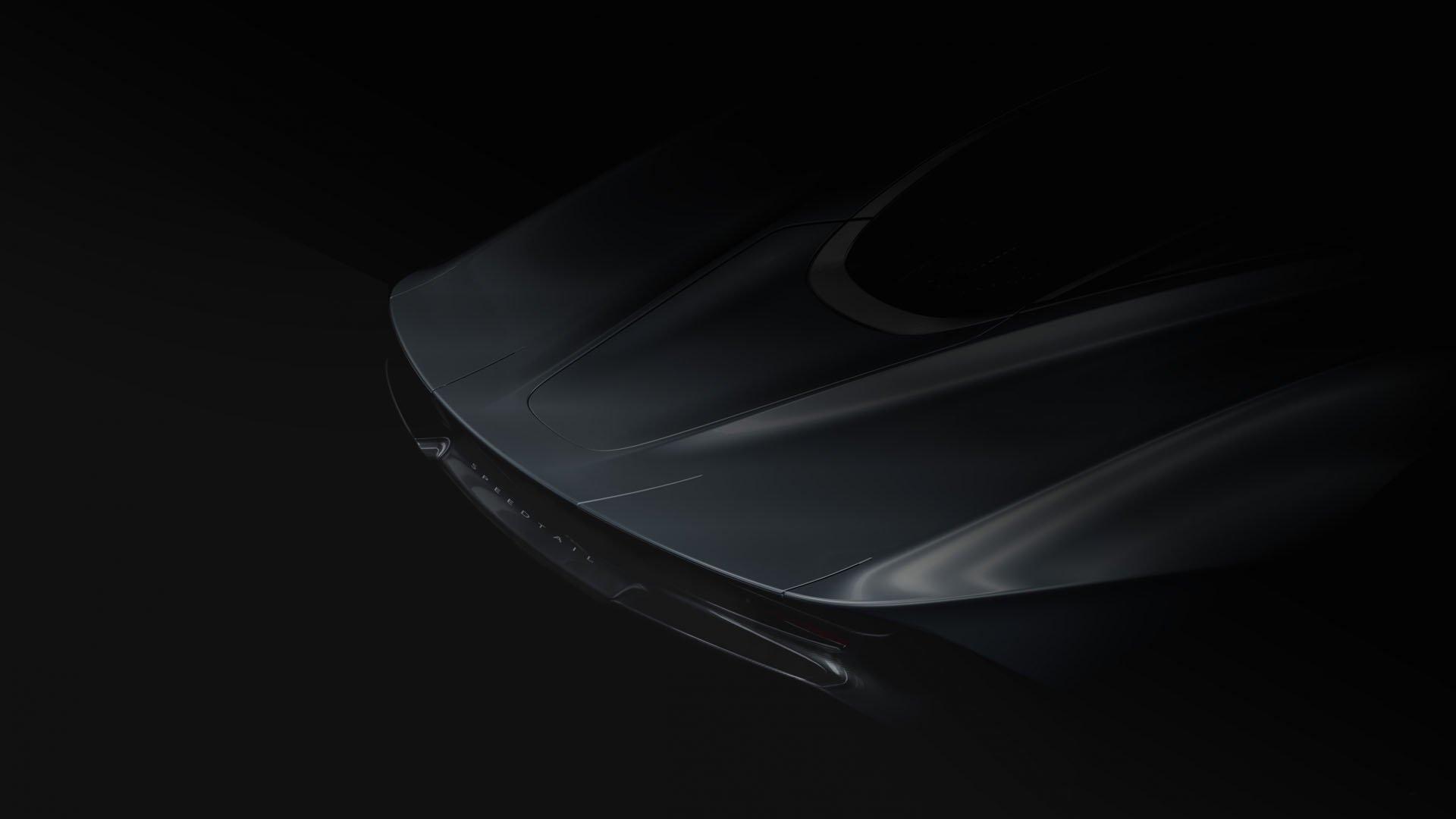 McLaren Speedtail estreia a 26 de outubro