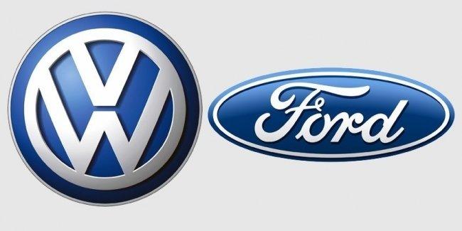 VW e Ford estão a equacionar uma fusão