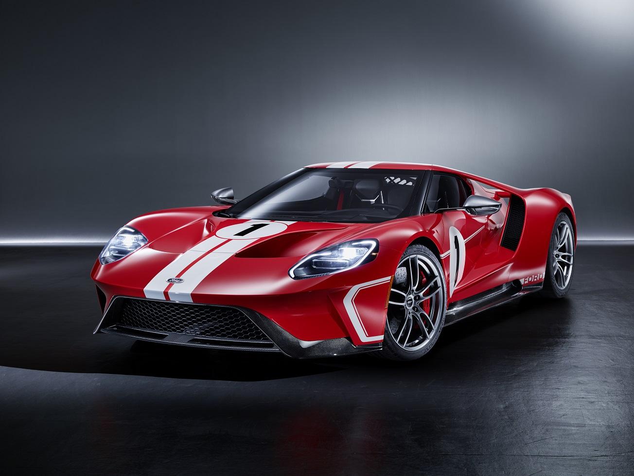Procura do Ford GT superou as expectativas da marca