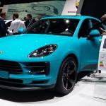 Novo Porsche Macan no Salão de Paris 2018