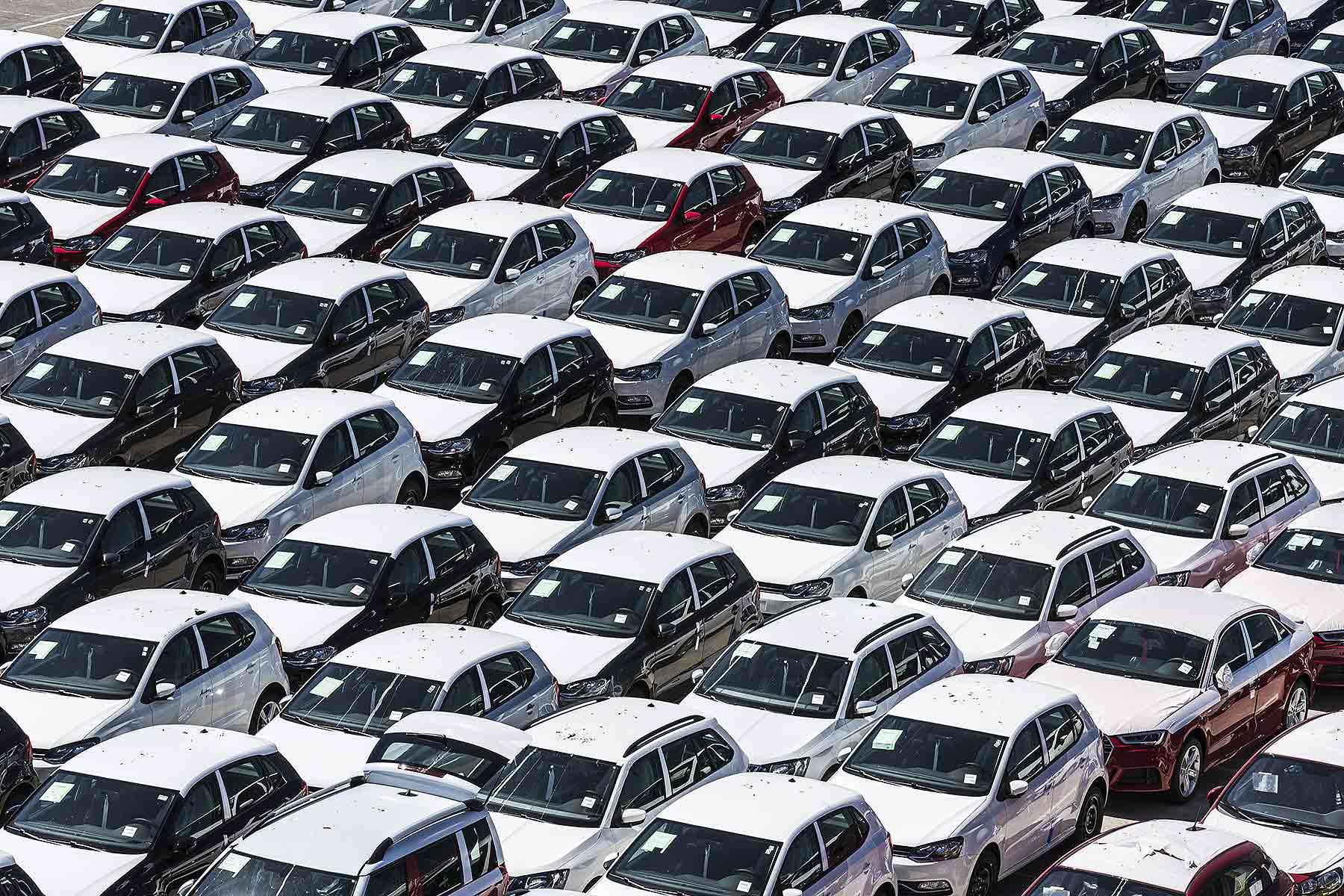 Tal como se esperava, a venda de carros novos caiu em setembro