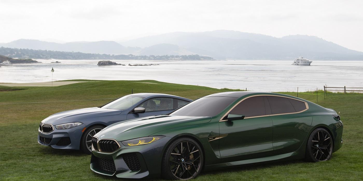 BMW não está disposta a perder tempo e vai apostar já em 2019 no M8 Competition