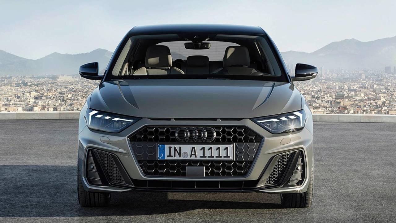 Nova geração do Audi A1