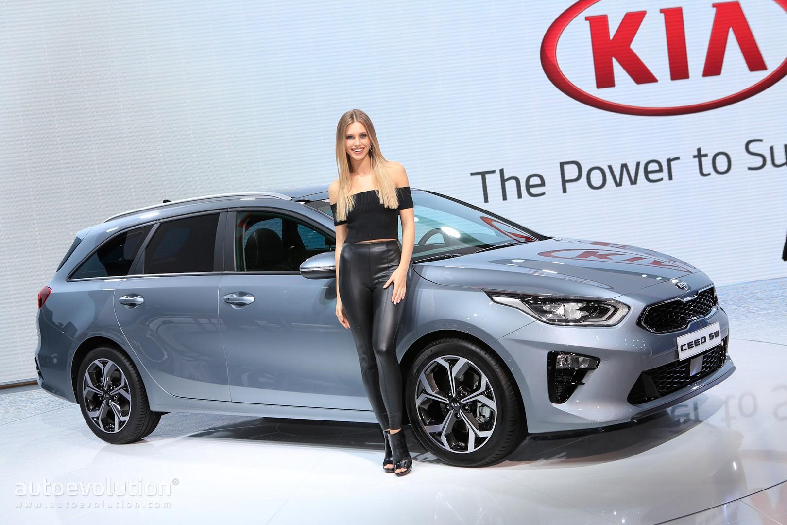 Nova geração da Kia Ceed Wagon terá uma versão híbrida plug-in