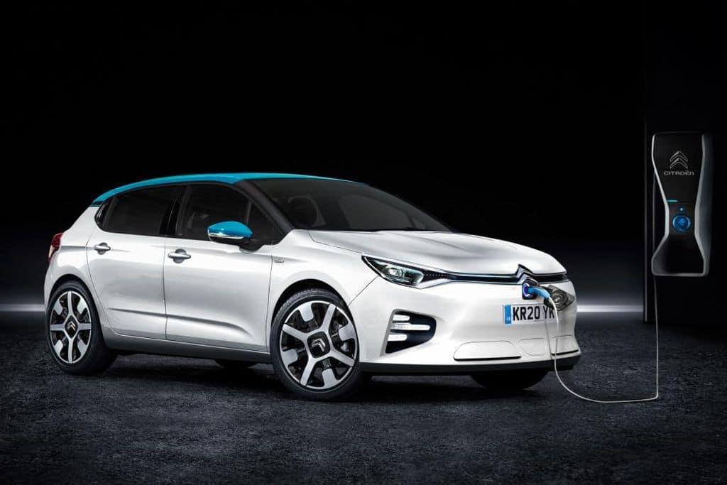 """Novo Citroën C4 será """"eletrificado"""""""