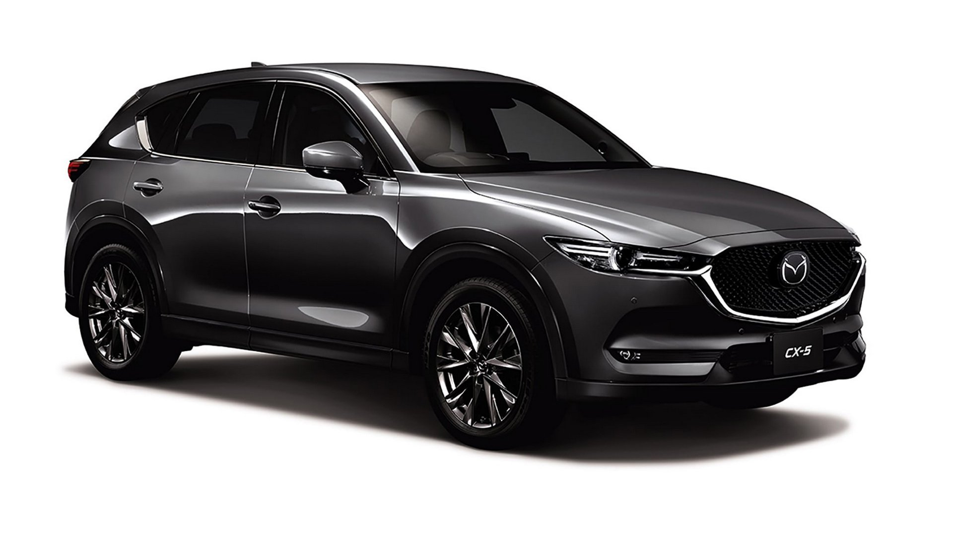 Mazda CX-5 Model Year 2019