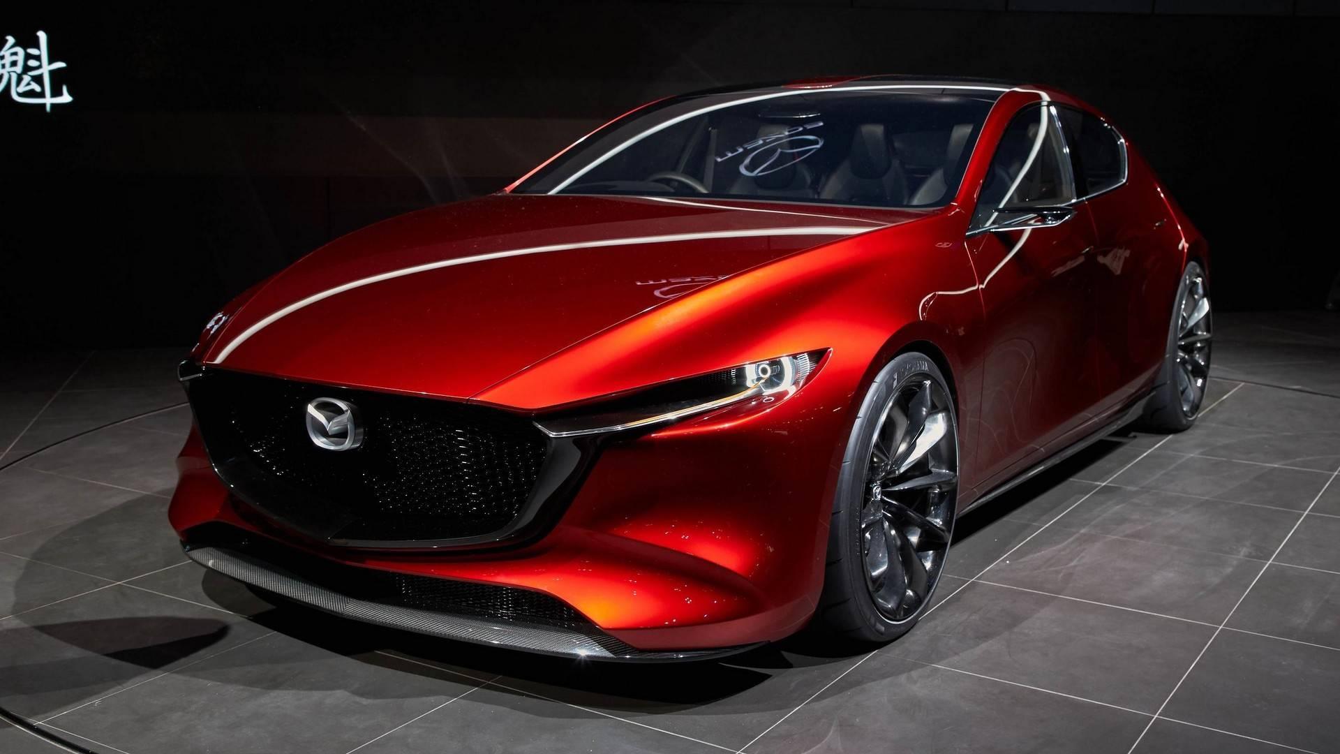 Kai Concept servirá de inspiração ao novo Mazda3