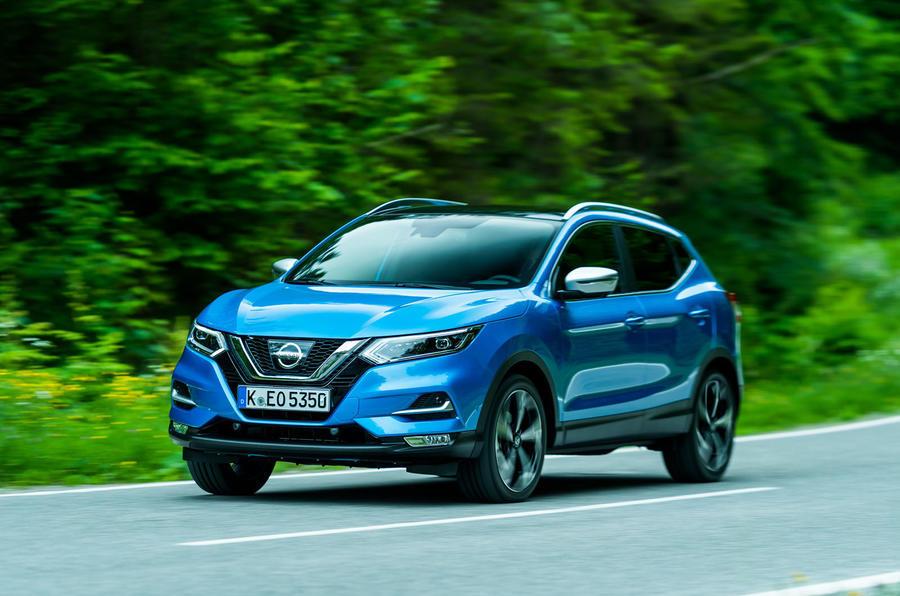 Nissan Qashqai vê a sua gama de motores significativamente modificada