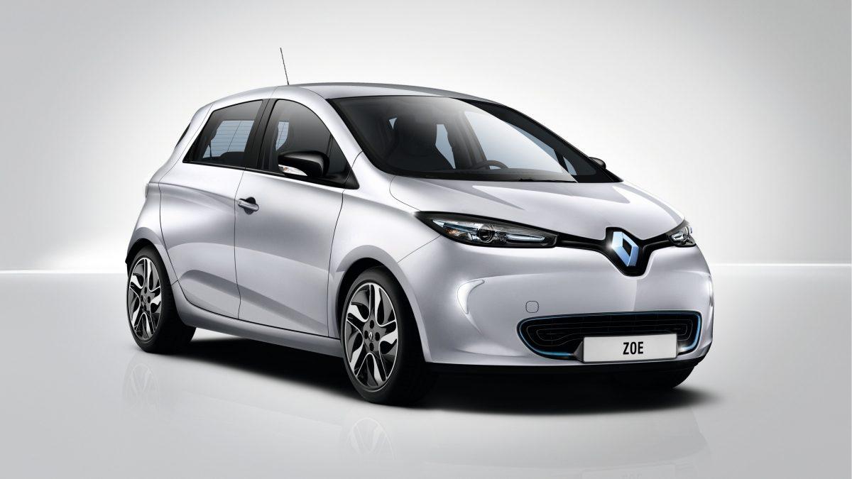 Renault Zoe atual