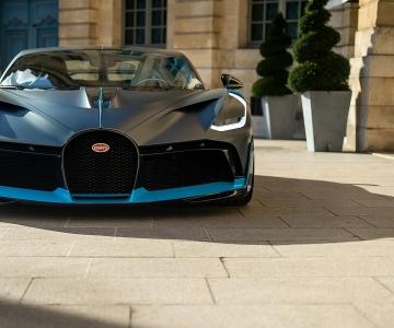 Depois do do Divo, a Bugatti poderá apostar num SUV