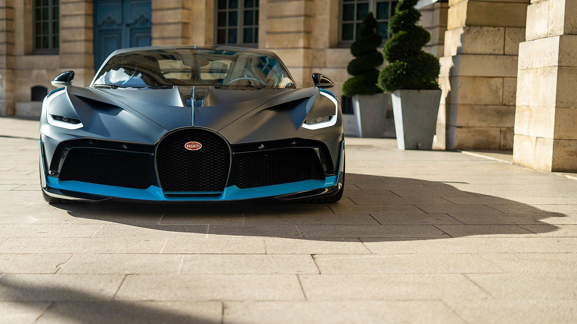 Bugatti quer apostar num SUV | Auto Drive