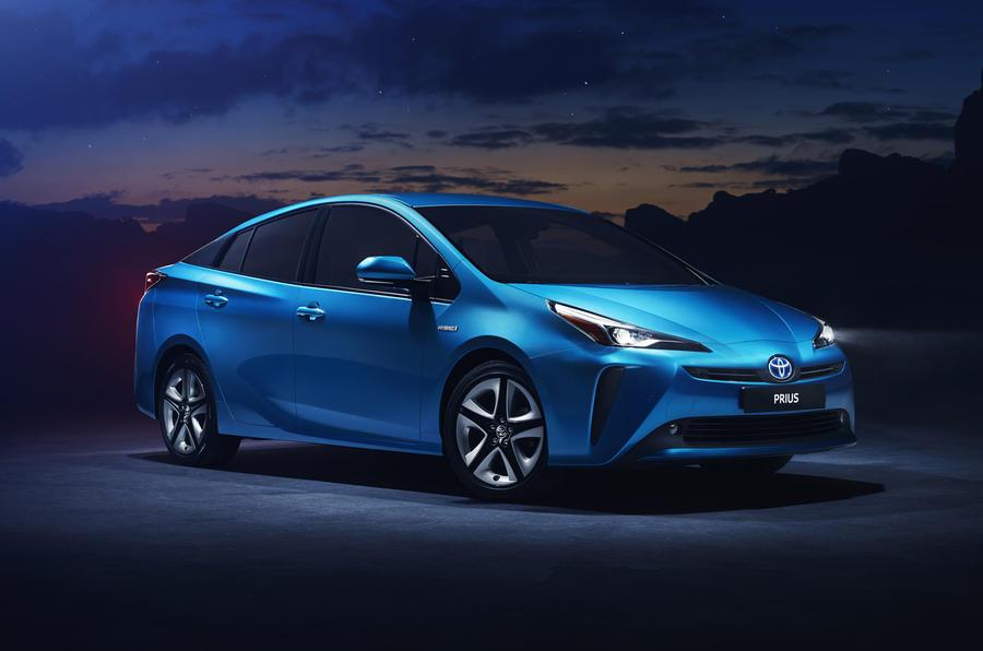 Toyota Prius Hybrid AWD-i
