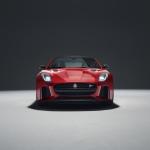 Jaguar F-Type SVR da geração atual