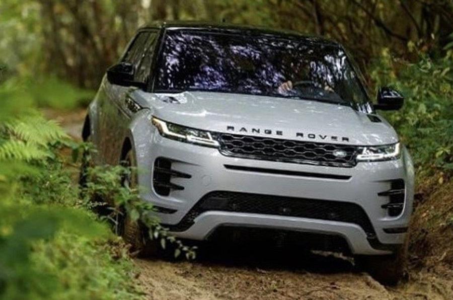 Novo Range Rover Evoque é influenciado pelo Velar