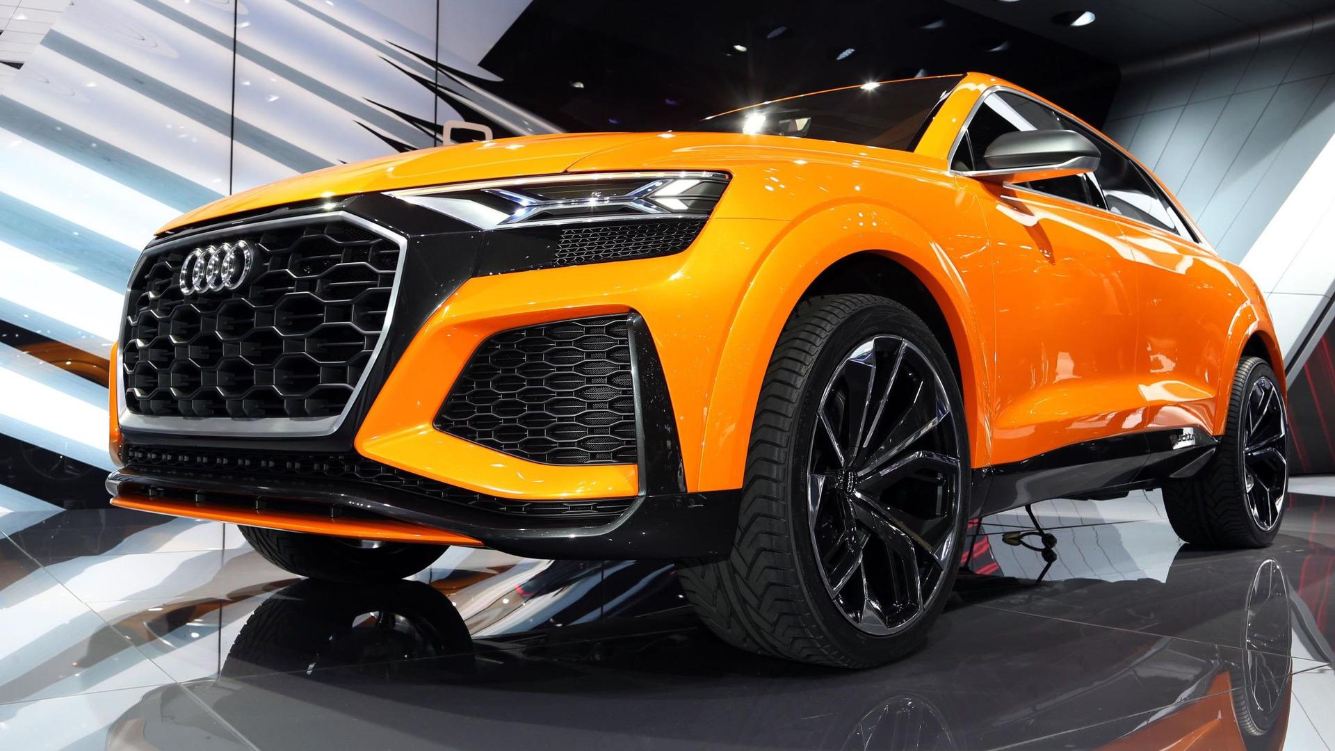 Audi Q8 Sport Concept de 2017