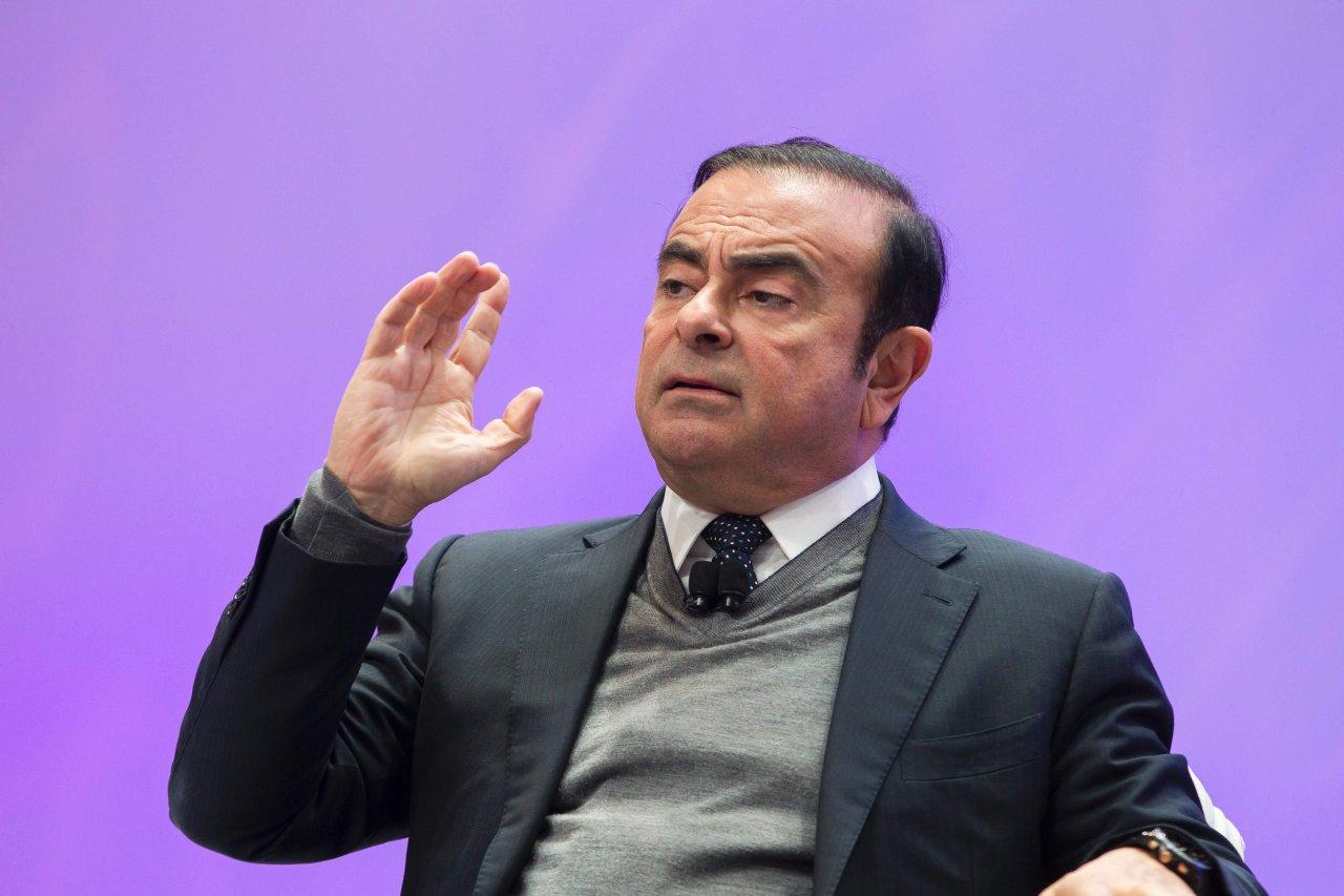 Carlos Ghosn lidera a aliança Renault-Nissan-Mitsubishi
