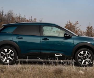 Facelift do Citroën C4 Cactus foi lançado este ano