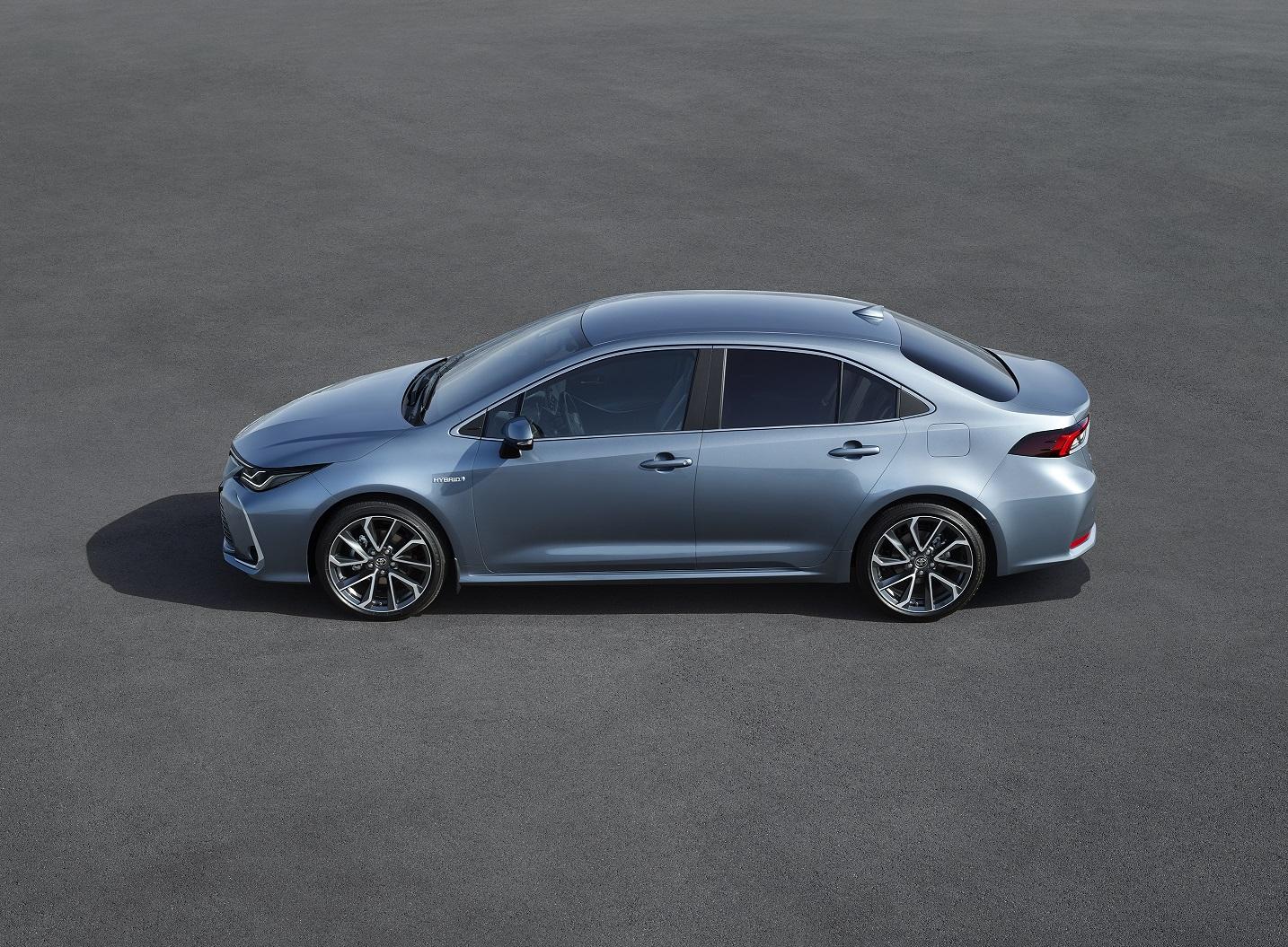 Novo Toyota Corolla Sedan