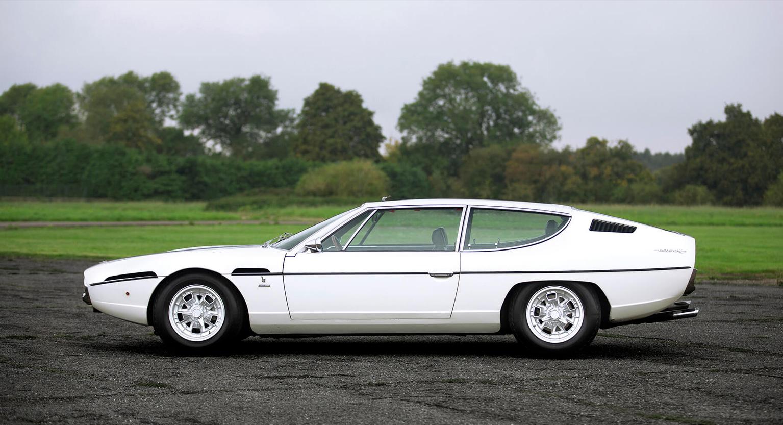 O grand tourer Lamborghini Espada esteve no mercado entre 1968 e 1978