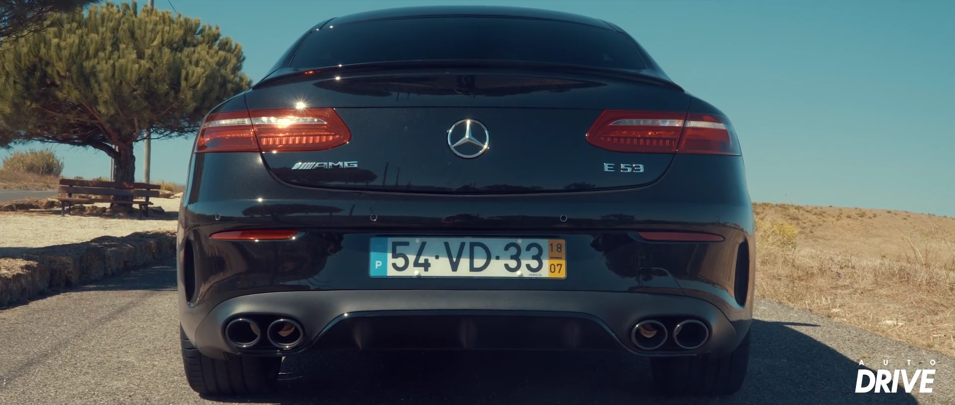 Veja o vídeo do Mercedes-AMG E53 4Matic+ Coupé no nosso canal do Youtube