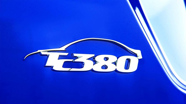 Teaser do Subaru TC380