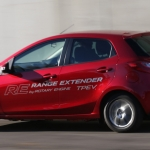 Mazda 2 Range Extender Concept