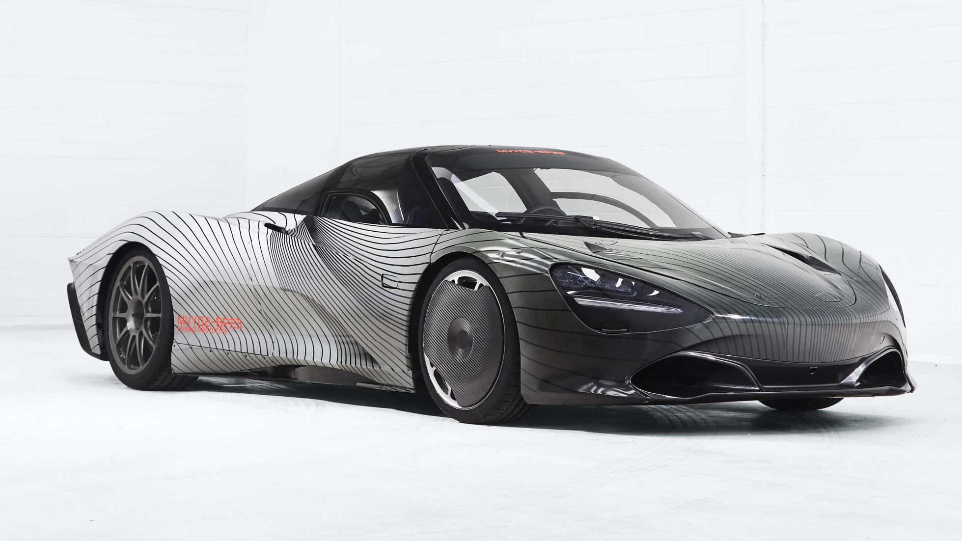 Protótipo do McLaren Speedtail
