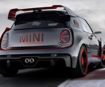 Concept de 2017 antecipou o novo Mini JCW GP