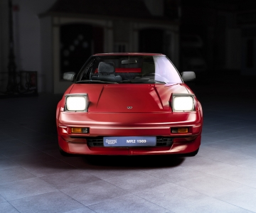 Toyota MR2 de 1985