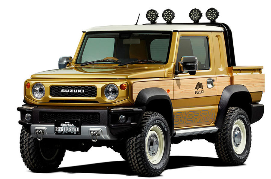 Suzuki Jimny Sierra Pick-Up concept
