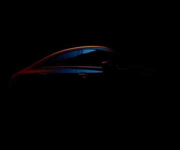 Teaser do novo Mercedes-Benz CLA
