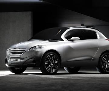 Peugeot HR-1 Concept de 2010