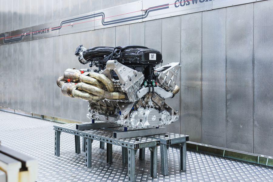 Motor do Aston Martin Valkyrie