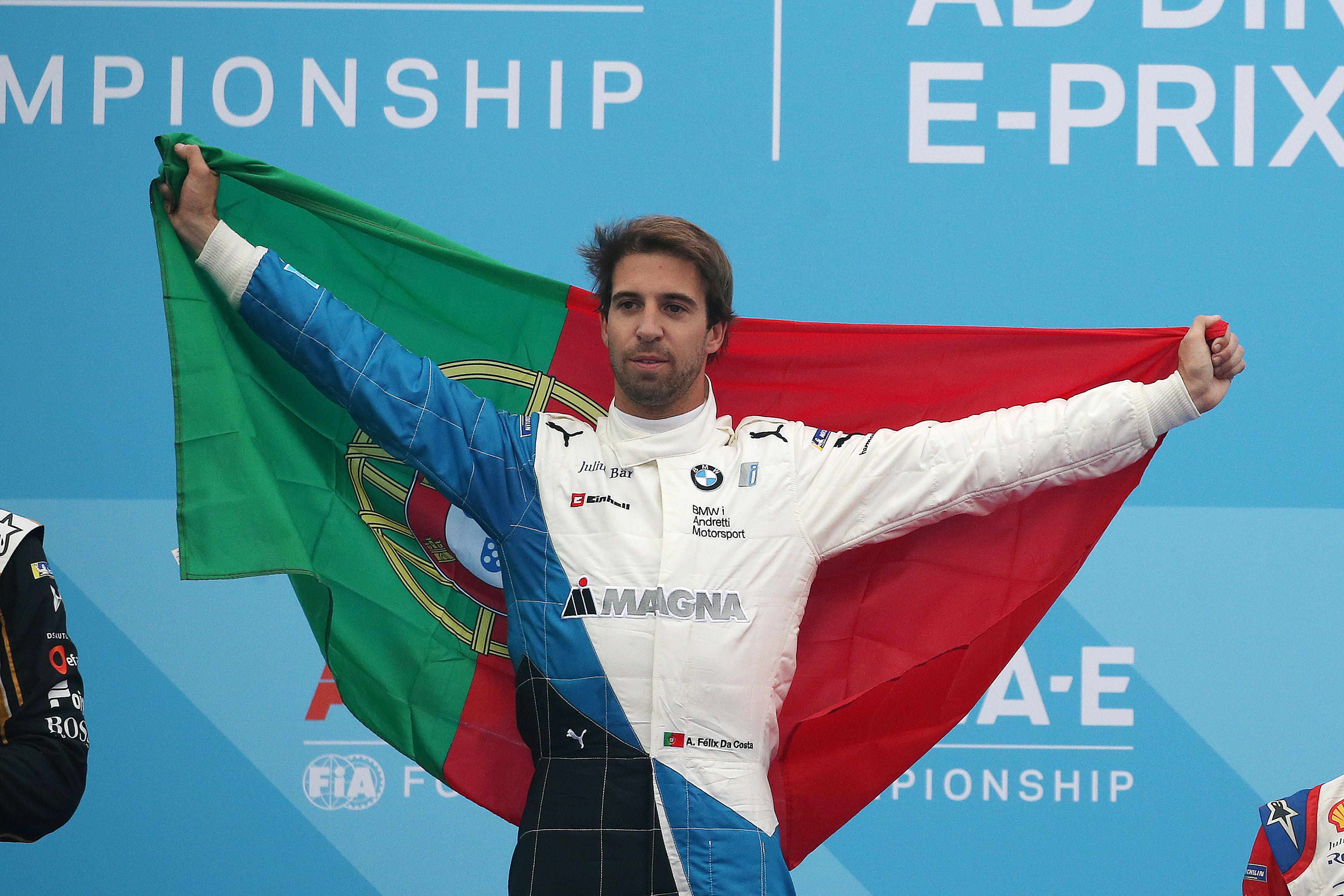 António Félix da Costa e a BMW i Andretti Motorsport não podiam ter desejado um arranque de temporada melhor